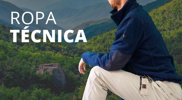 Banner Ropa Tecnica